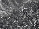 Tercera Batalla del Paso del Fuego Negro (Relato)
