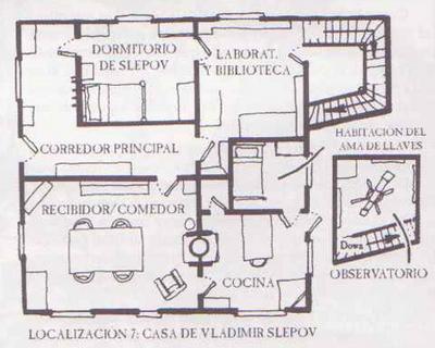 Casa de vladimir slepov