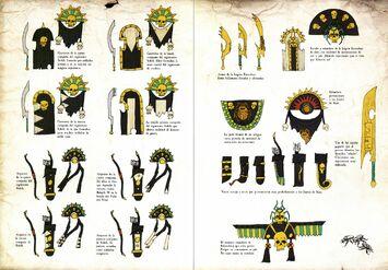 Colores Ejército Rey Escarabajo