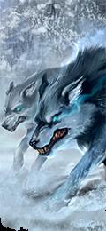 Lobos Hielo Norses