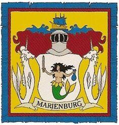 Bandera marienburgo