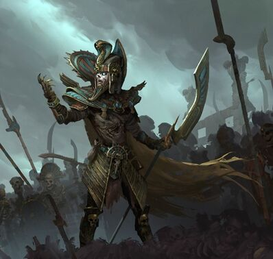Victoria de settra warhammer total war por Stoyan Stoyanov