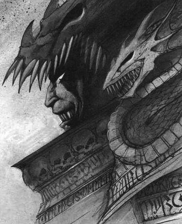 Dragón Sangriento 5ª por Wayne England