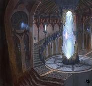 Warhammer Online Ciudad Ineludible Llama por Michael Phillippi