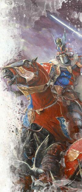 Caballero bretoniano-1