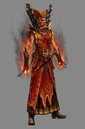 Hechicero Brillante 04 Warhammer Online por Michael Phillippi