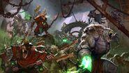 Skaven Arte Conceptual Warhammer Total War por Diego Gisbert Llorens
