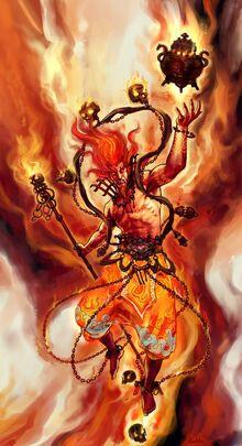 Avatar del Aqshy por Kendrick Lim (kunkka) Hechicero Brillante Warhammer Age of Reckoning