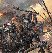 Guerreros del Caos por Adrian Smith