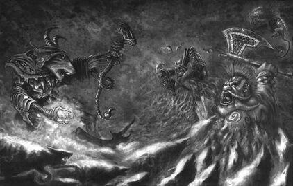 Hechizo ola de Ratas Skaven Marea de Alimañas