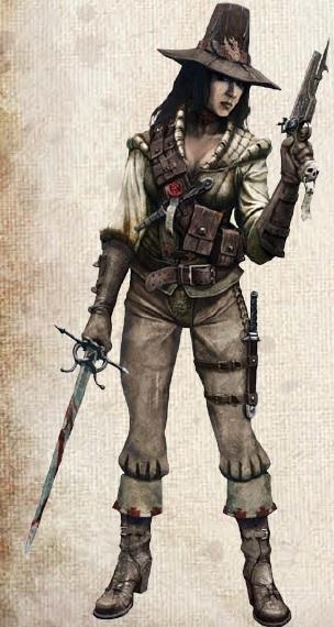 Capitán cazador de brujas tercera edición de rol