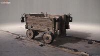Vagoneta vermintide 2 por Patrick Rosander