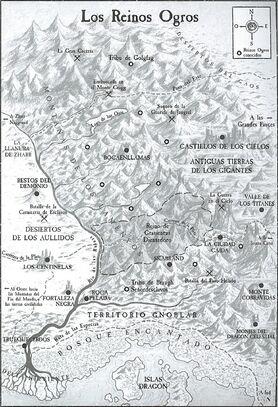Map Ogre Kingdoms
