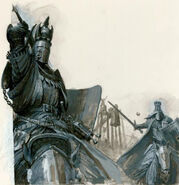 Caballeros del Grial por Paul Dainton
