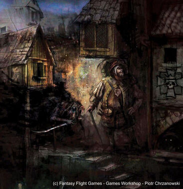 Hoja asesina WH Invasion por chrzan666 Asesino Skaven