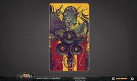 Carta caos vermintide 2 por Svjeeta y John Silva