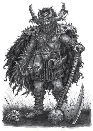 Líder de guerra por Pat Loboyko norsechief