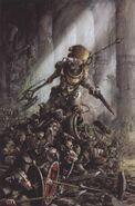 Portada Libro de Ejército 6ª edición por Alex Boyd