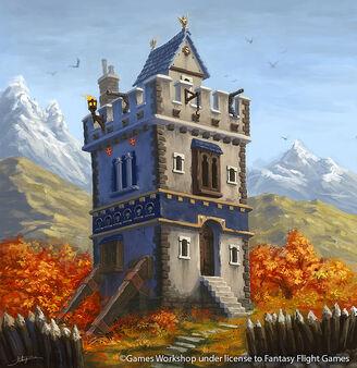 Torre de Vigilancia por Sumerky-d5i2igr