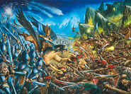 8th Edition 'The Island of Blood', High Elves vs. Skaven - Dave Gallagher, 2010