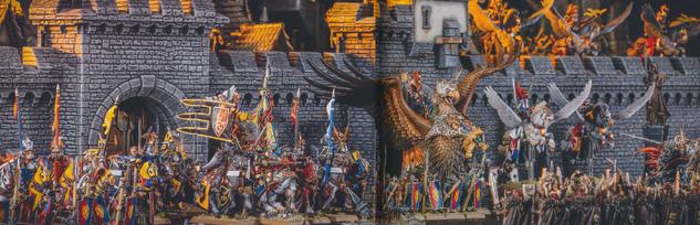 Bretoia imperio caos khorne batalla de la ultima carga