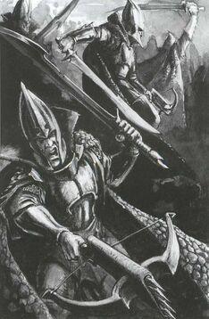 Corsarios Elfos Oscuros 7ª Edición