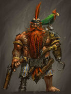 Dwarf LongDrong Drong el Largo Adrian Smith Warhammer Online