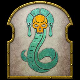 Emblema Warhammer Total War Corte de Lybaras