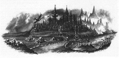 Ciudadela Elfo Oscuro
