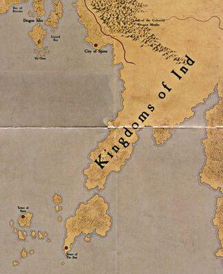 Mapa ind