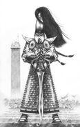 Maestros Espadas por Mark Gibbons