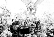 Ejercito de tzeentch por Adrian Smith