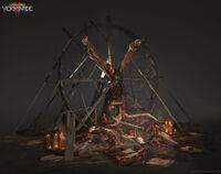 Altar a nurgle 1 vermintide 2 por Patrick Rosander