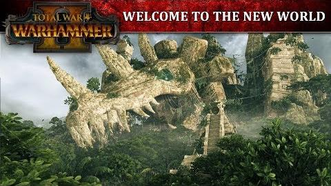 CuBaN VeRcEttI/Total War: Warhammer II nos da la bienvenida al Nuevo Mundo
