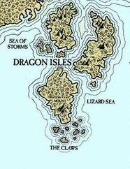 Islas Dragon