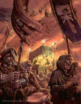 Los mil Tronos de Ralph Horsley