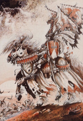 Caballero Bretoniano John Blanche