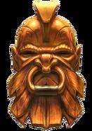 Matador Argolla Latón Warhammer Online por Michael Phillippi