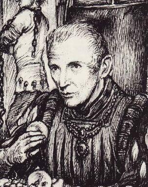 Oswald von Konigswald por Martin McKenna