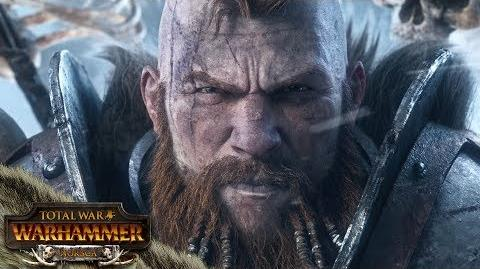 Total War WARHAMMER - Norsca - Cinematic Trailer