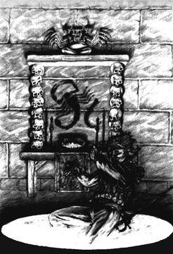 Altar de Khaine Humano