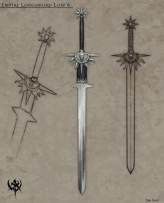 Espada Larga Imperio (baja) 06 por Dan Scott