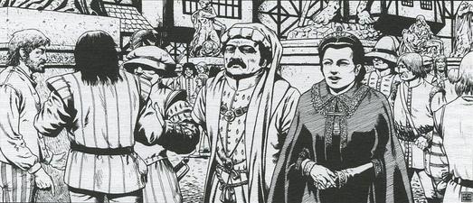 Imperiales en marienburgo por Ralph Horsley