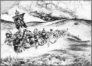 Ejército Fimir por Paul Bonner