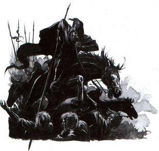 Jinetes Oscuros por Dave Gallagher