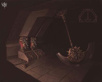 Trampa Reyes Funerarios Warhammer Online
