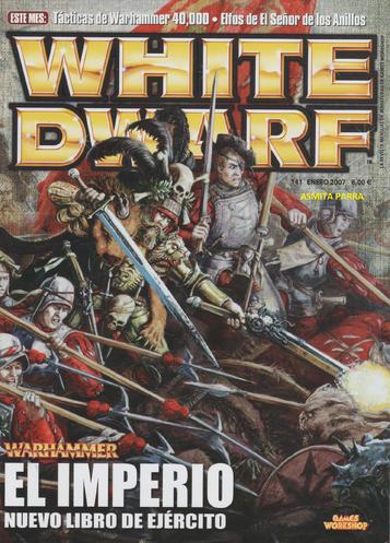 White dwarf 141