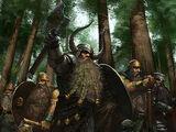 Enanos Mercenarios