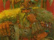 Snorri Barbablanca por Adrian Smith