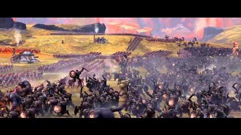 Total War Warhammer - Trailer con el motor de juego